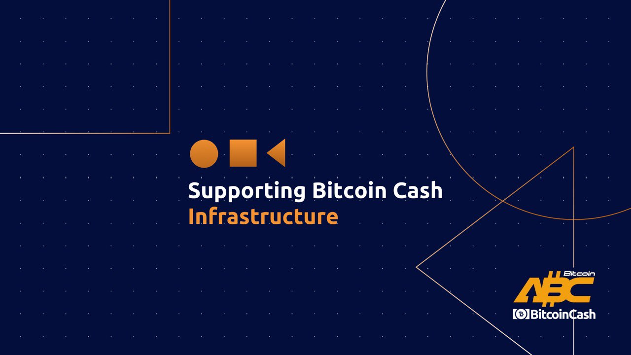 Celebrating Bitcoin Cash Infrastructure